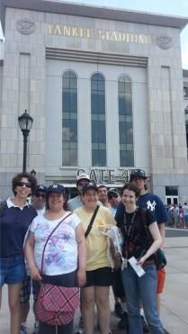 Yankee Game!